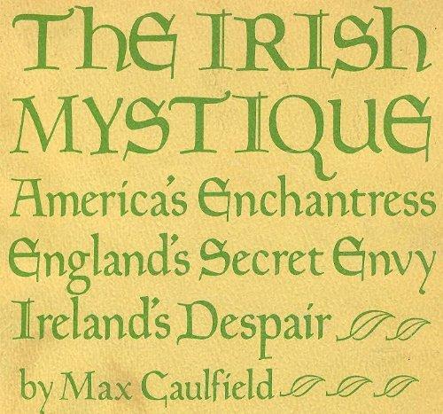 9780135061626: The Irish Mystique