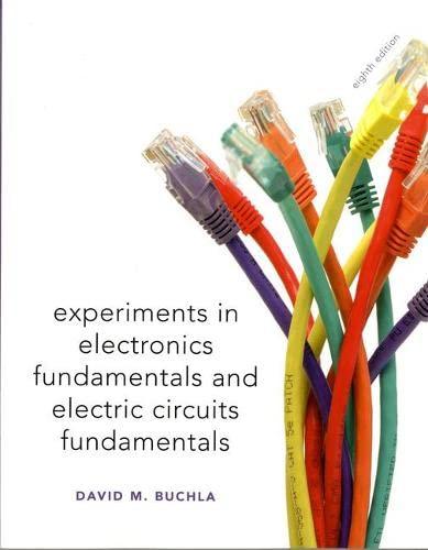 9780135063279: Experiments in Electronics Fundamentals and Electric Circuits Fundamentals