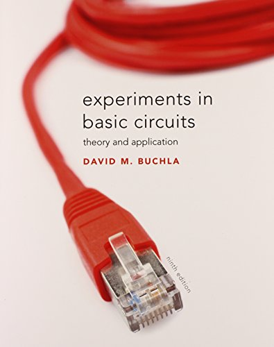 9780135063347: experiments in basic circuits: Conventional Current Version