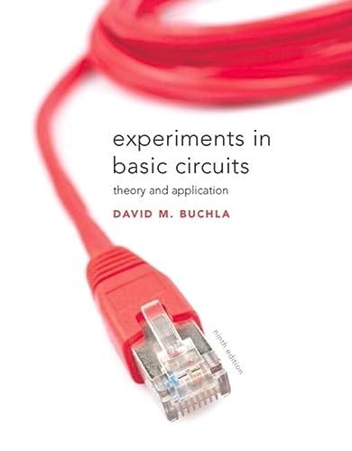 Lab Manual for Principles of Electric Circuits: David M. Buchla