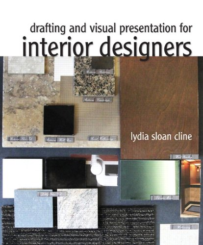 9780135064214: Drafting and Visual Presentation for Interior Designers (Fashion Series)