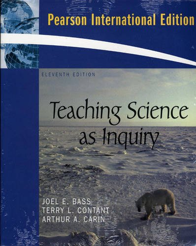 9780135066737: Teaching Science as Inquiry
