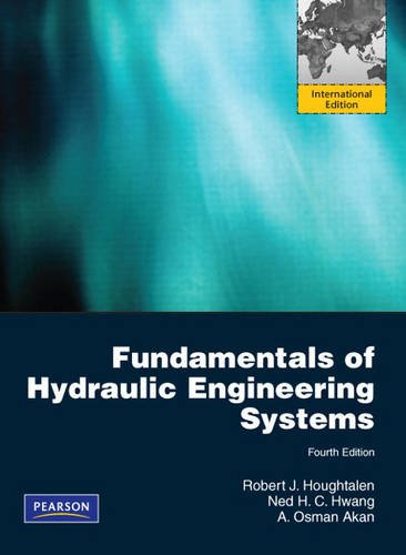 9780135070642: Fundamentals of Hydraulic Engineering Systems