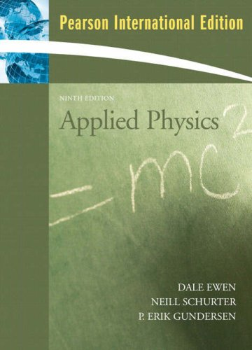 9780135070734: Applied Physics International Edition