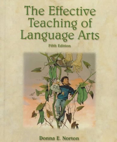 9780135071953: The Effective Teaching of Language Arts (5th Edition)