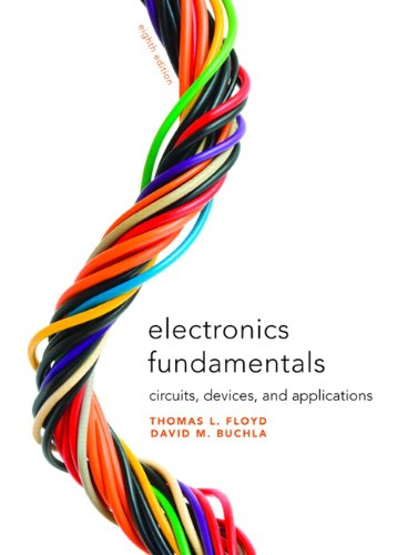 9780135072950: Electronics Fundamentals: Circuits, Devices & Applications (8th Edition)