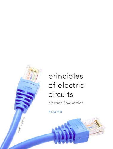 9780135073087: Principles of Electric Circuits: Electron Flow Version (9th Edition)