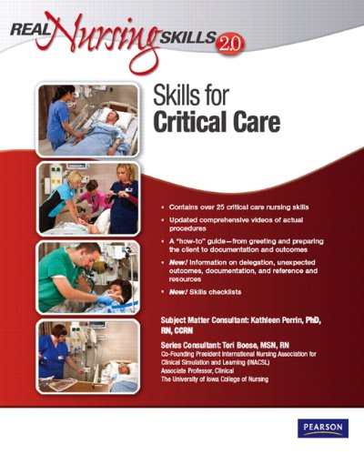 9780135073667: Real Nursing Skills 2.0: Skills for Critical Care (2nd Edition)