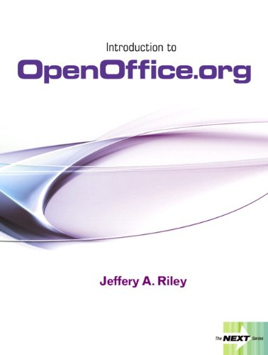 9780135073971: Next Series: Introduction to OpenOffice.org