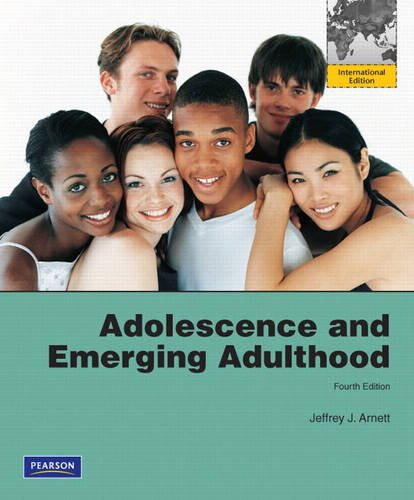 9780135074794: Adolescence and Emerging Adulthood-International Edition