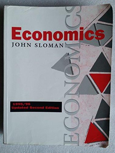 Economics: Sloman, John