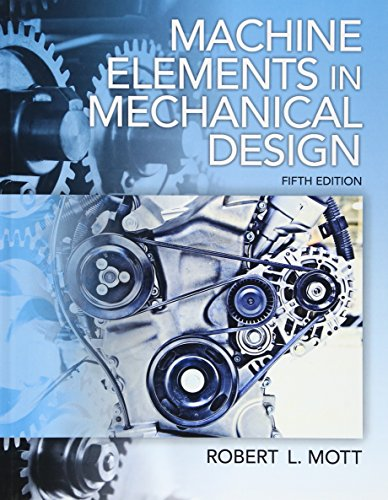 9780135077931: Machine Elements in Mechanical Design: United States Edition