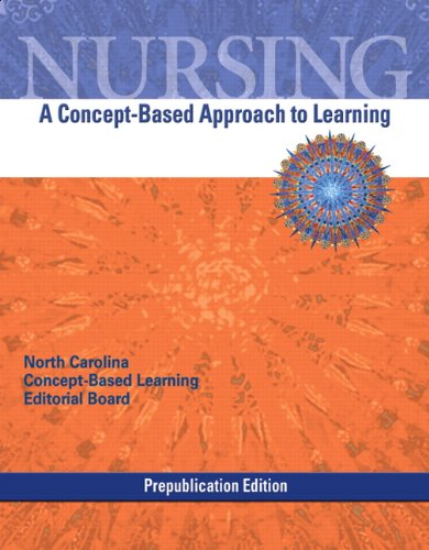 9780135077955: Nursing: A Concept-Based Approach to Learning Prep (Pilot Edition)