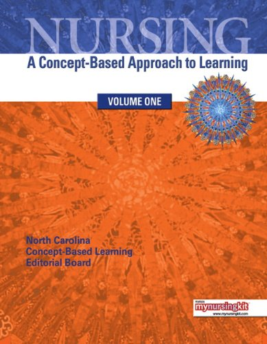 9780135078068: Nursing: A Concept-Based Approach to Learning, Volume 1