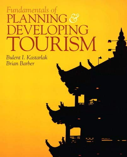 9780135078815: Fundamentals of Planning and Developing Tourism