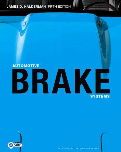 9780135079348: Automotive Brake Systems (5th Edition ...