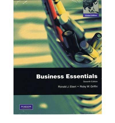9780135080276: Business Essentials Plus Mybizlab