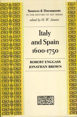 9780135081013: Italy and Spain, 1600-1750 (Sources & Documents in History of Art)