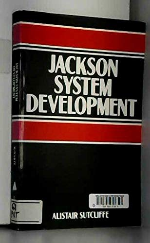 9780135081280: Jackson System Development