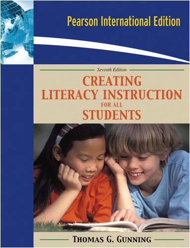 9780135081709: Creating Literacy Instruction for All Students