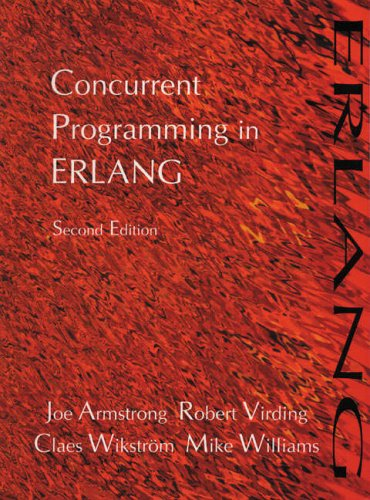 9780135083017: Concurrent Programming in Erlang (2nd Edition)