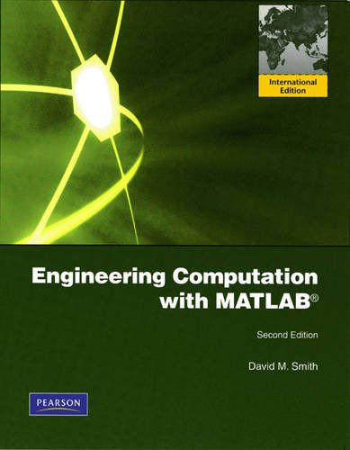9780135083543: Engineering Computation with MATLAB