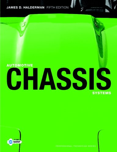 9780135085035: Automotive Chassis Systems (5th Edition)