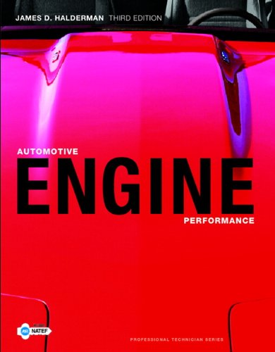 9780135085042: Automotive Engine Performance