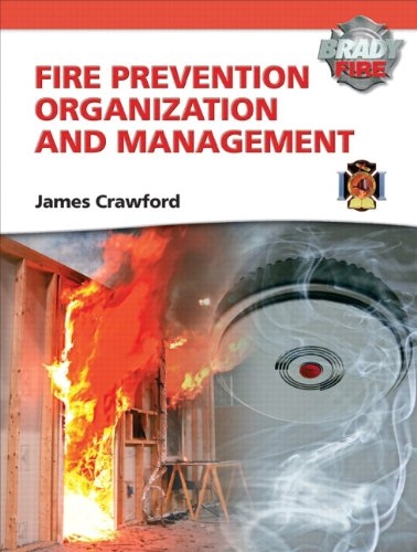 9780135087848: Fire Prevention Organization & Management with MyFireKit