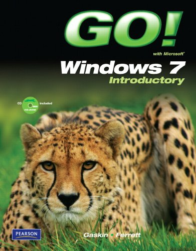 9780135089033: GO! with Windows 7 Introductory