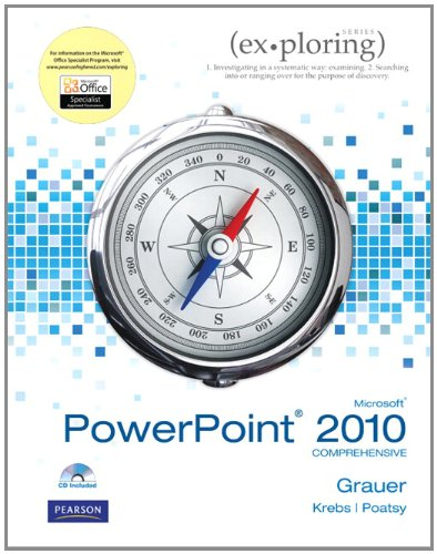 9780135091005: Exploring Microsoft Office PowerPoint 2010 Comprehensive