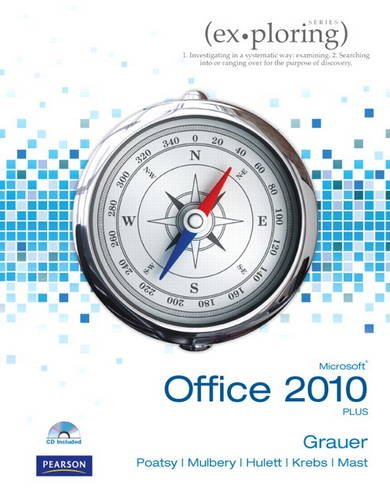 9780135091494: Exploring Microsoft Office 2010 Plus