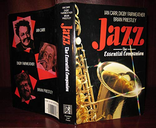 9780135092743: Jazz: The Essential Companion