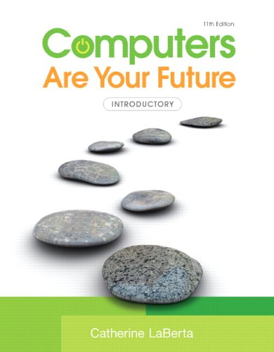 9780135092811: Computers Are Your Future: Introductory, 11th Edition