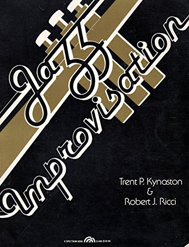 9780135093078: Jazz Improvisation