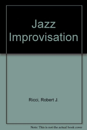 9780135093153: Jazz Improvisation