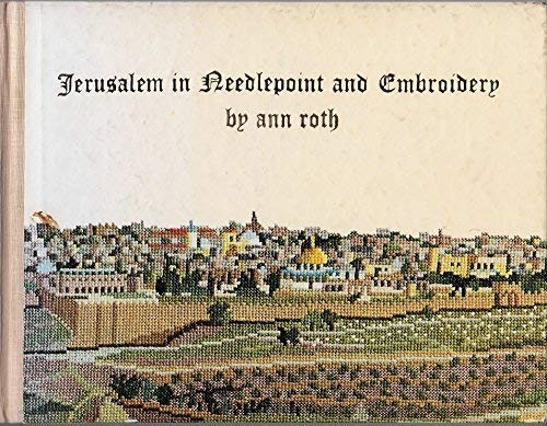 9780135093986: Jerusalem In Needlepoint and Embroidery