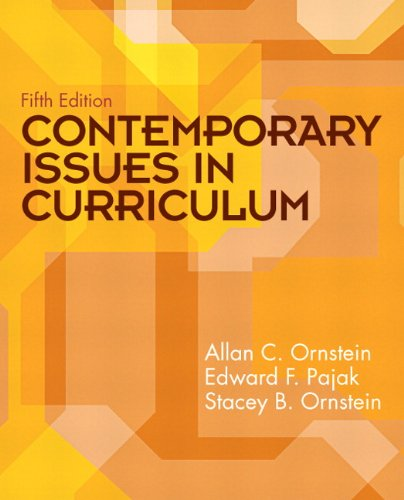 9780135094471: Contemporary Issues in Curriculum (5th Edition)