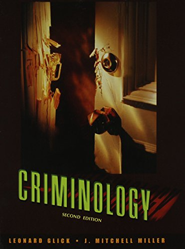 9780135094686: Criminology with Criminology Interactive (Access Card) (2nd Edition)