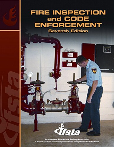9780135094792: Fire Inspection and Code Enforcement (7th Edition) (Fire Prevention)