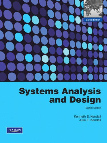 9780135094907 Systems Analysis And Design Global Edition Abebooks Kendall Kenneth E Kendall Julie E 0135094909