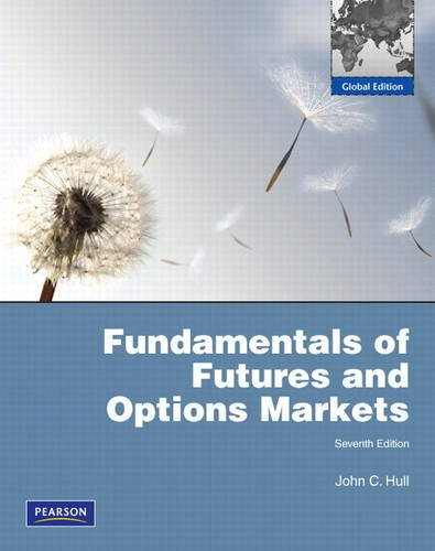 9780135095171: Fundamentals of Futures and Options Markets: Global Edition