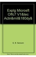 9780135095393: Explg Microsft Offc7 V1&tec Actn&mil&180dy&
