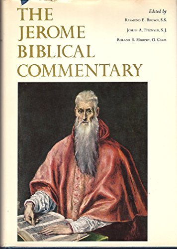 9780135096123: The New Jerome Biblical Commentary