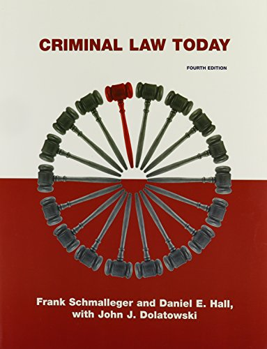 9780135096253: Criminal Law Today and MyCrimeKit and Valuepack Access Card Package (4th Edition)