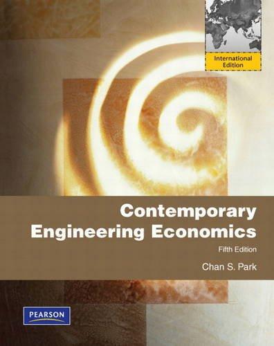 9780135096383: Contemporary Engineering Economics: International Edition