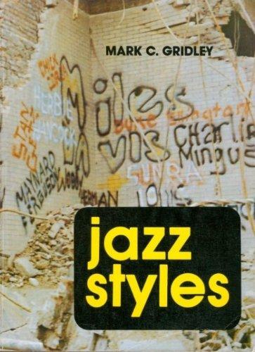 9780135098776: Jazz Styles