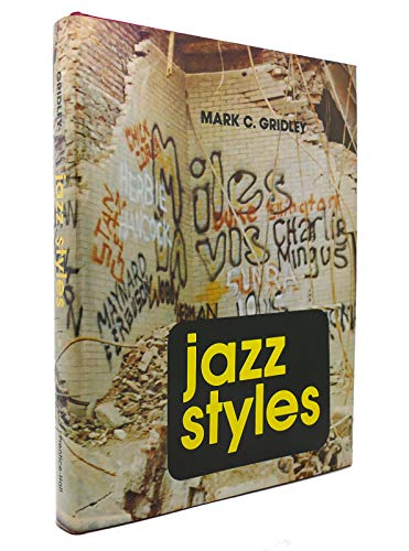 9780135098851: Jazz Styles: History and Analysis