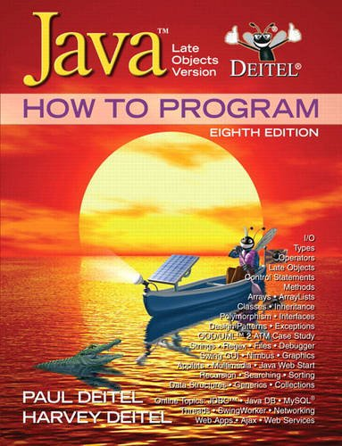 9780135101179: Java How to Program: Late Objects Version