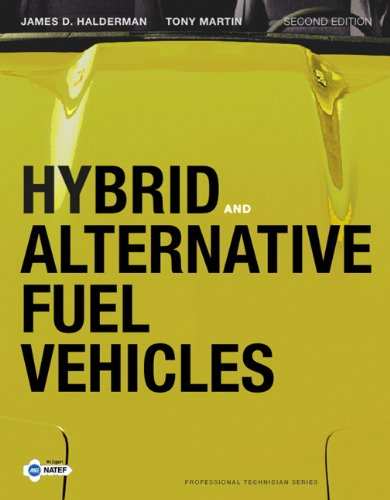 9780135103845: Hybrid and Alternative Fuel Vehicles (2nd Edition) (Professional Technician)